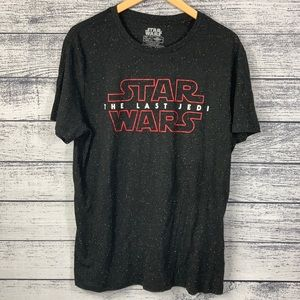 Star Wars The Last Jedi Tee Shirt